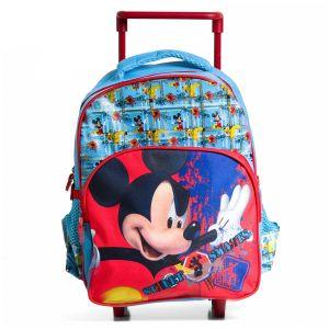 Tekerlekli Okul Çantası- Zeki Mickey