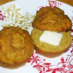 Petits pains de maïs à la citrouille @ qc.allrecipes.ca