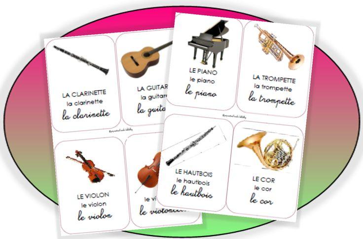 Les imagiers - Pépinette à l'ecole musique