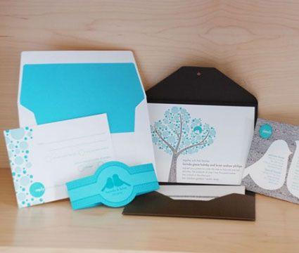 Invitaciones Spark Letterpress -- Fotografía: Spark Letterpress