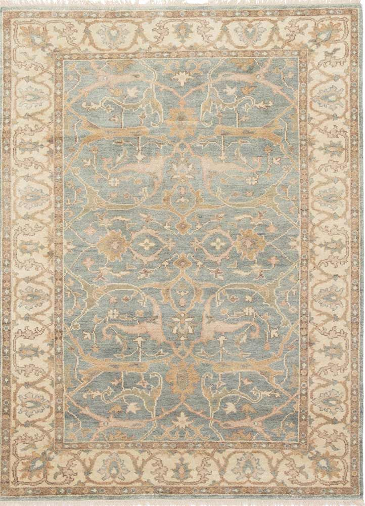 Washed Jewel Tone Motifs On Soft Oatmeal Ground Gives The Cardamon Collection An Easy Elegance Inspired From Vintage Hand Knotted Ousha Rugs Oushak Bone White