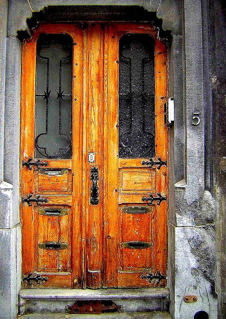 The beauty in doors...