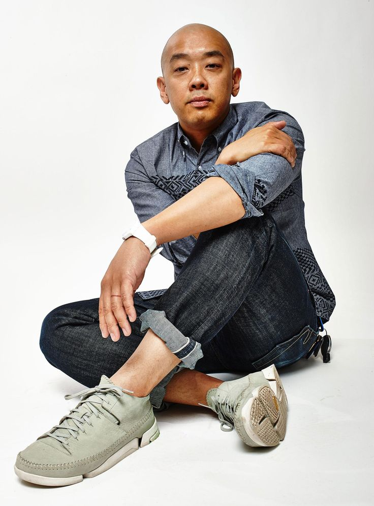 Jeff Staple, founder of Staple Design.