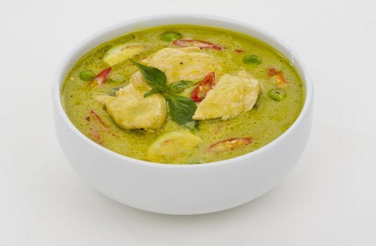 Curry verde tailandés (receta base)