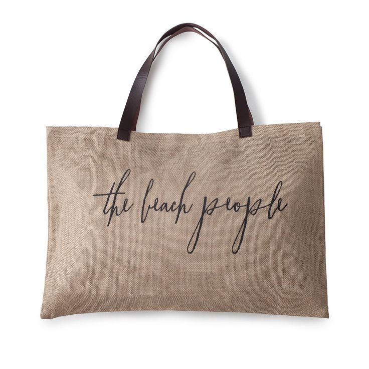 Original Jute Bag | The Beach People : 22.00 USD