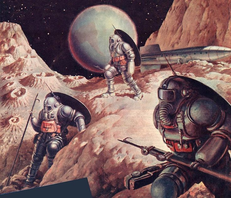 Sci Fi Art At Its Finest By Japanese: 182 Best Images About 50's Space Art! On Pinterest