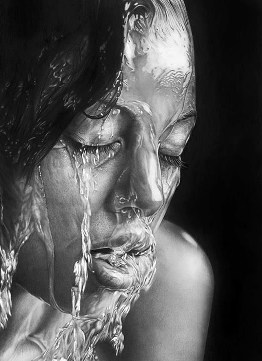 Hyper Realistic Pencil Drawings By Franco Clun Enpundit