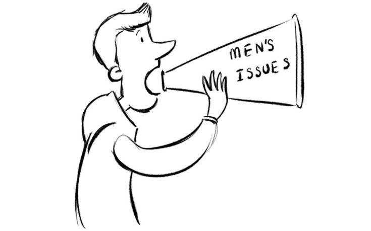 From health and education to domestic violence, 2013 saw several individuals   speak up about the problems facing men. But why were those people mostly   women?