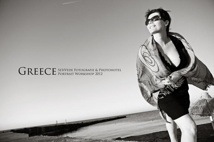 Greece 2012 - SeSiVede Fotografie & PhotoHotel Portrait Workshop