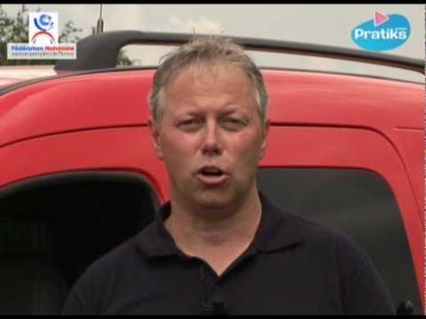 Que faire en cas de brûlure premiers secours - YouTube