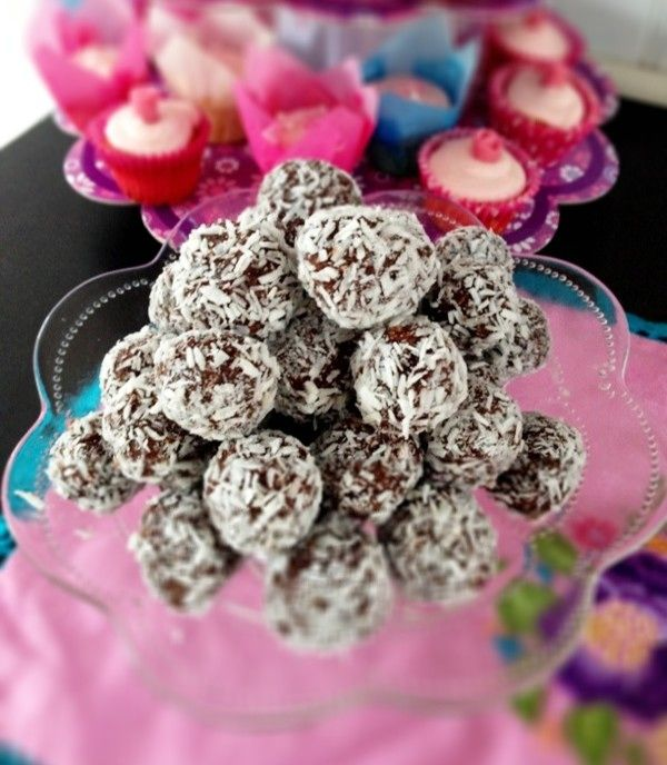 Världens kanske godaste chokladbollar | Monica Eisenman | Mama bloggar