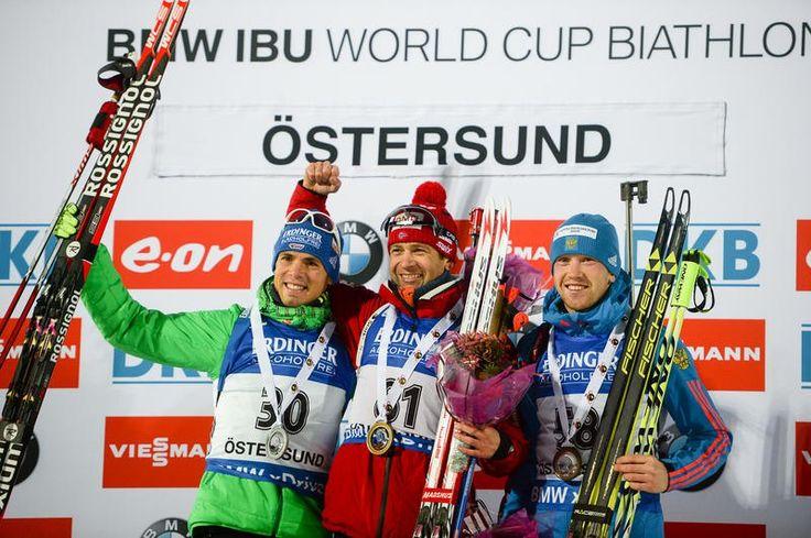 Ole Einar Bjoerndalen.