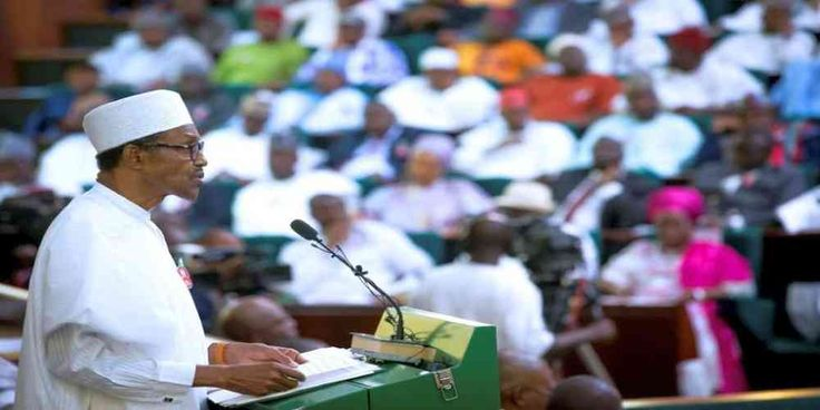 """Top News: """"NIGERIA POLITICS: Buhari Says Army Captured Boko Haram Camp"""" - http://politicoscope.com/wp-content/uploads/2016/12/Muhammadu-Buhari-at-National-Budget-to-the-National-Assembly-in-Abuja.jpg - """"I was told by the Chief of Army Staff that the camp fell on December 23 and the terrorists are on the run and no longer have a place to hide,"""" Buhari said.  on Politics: World Political News Articles, Political Biography: Politicoscope - http://politicoscope.com/2016/12/24/nig"""