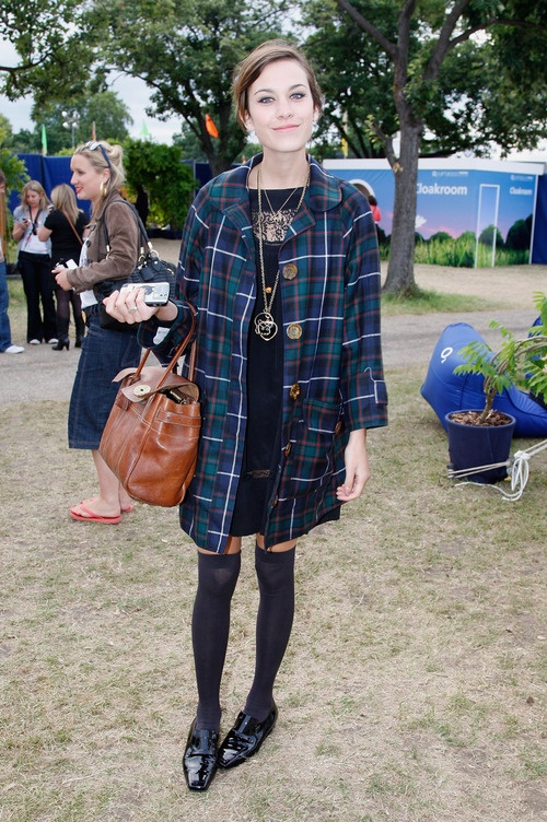 Image result for street style socks alexa chung