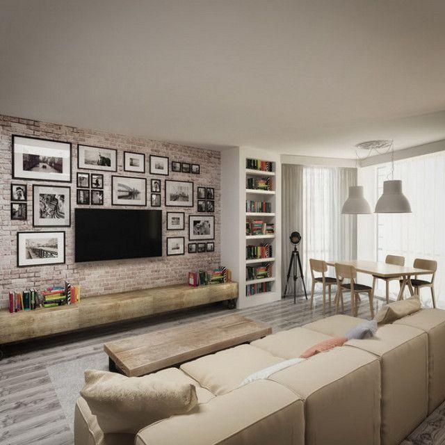 White Apartment in Ukraine by Kley Design ... great design via Kley Design studio (via Weezbo).