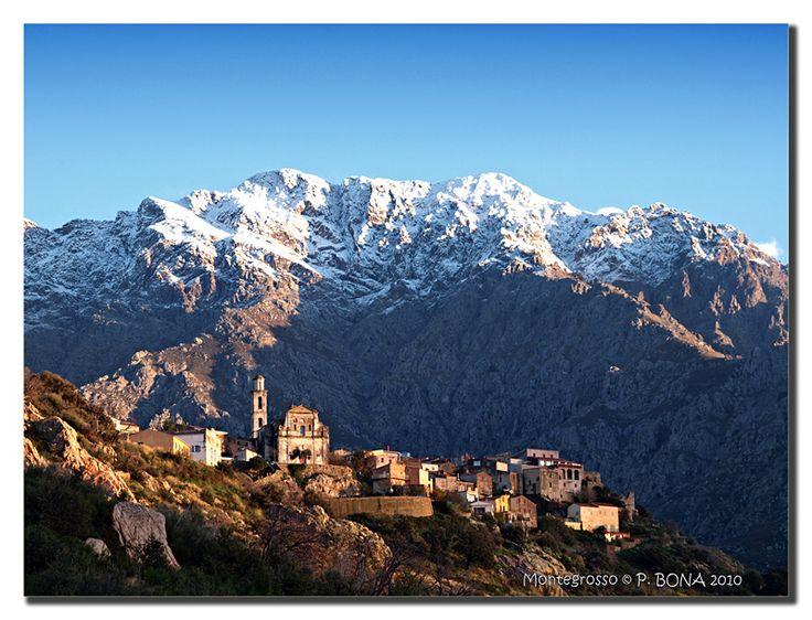 Montemaggiore - Montegrosso, Corse