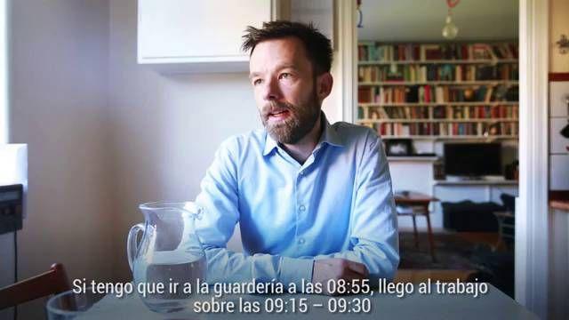 Horarios de trabajo en España
