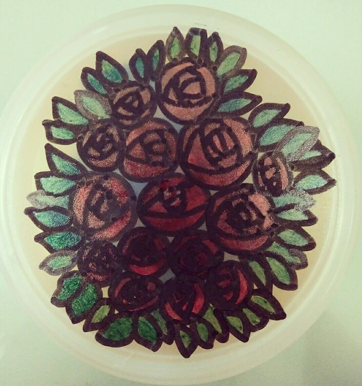 My coming up roses #doodle #sparetime #sonicelife