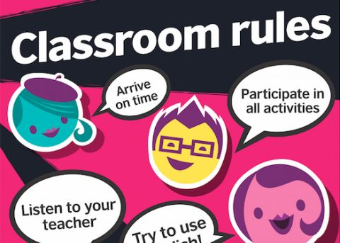 320 best teaching with fun images on pinterest teaching english teens classroom rules posters funky pink teachingenglish british council bbc spiritdancerdesigns Images