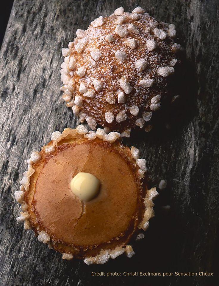 Le Chef vous fera fondre de plaisir avec ses chouquettes praliné au cœur coulant. Retrouvez la recette en Live sur la page facebook.