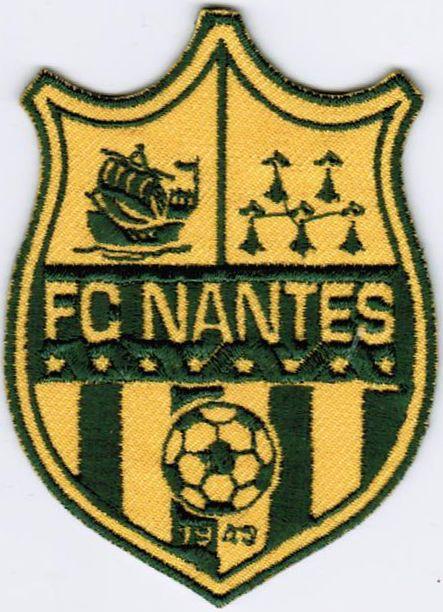 Ligue 1 FC Football Club de Nantes French League France Badge Iron On Patch