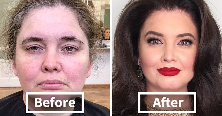 30 Incredible Makeup Transformations Proving That Every Woman Is A Hollywood Star Every Hollywood Incr Makeup Transformation Beauty Makeover Hollywood Star