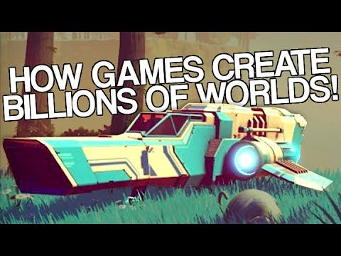 Why do we love Procedural Generation?