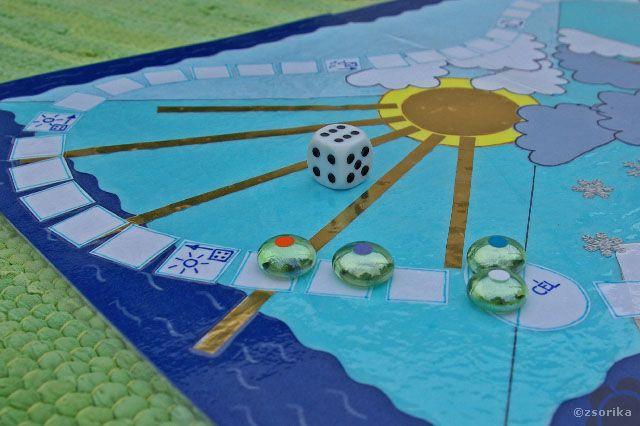 Társasjáték 3. – a Víz Világnapja alkalmából | Zsorika kreatív ötlettára