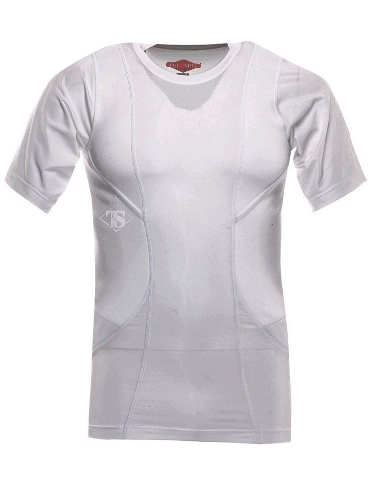 Tru-Spec Concealed Carry Holster Shirt - Men's 24-7 Series Tactical Undershirt