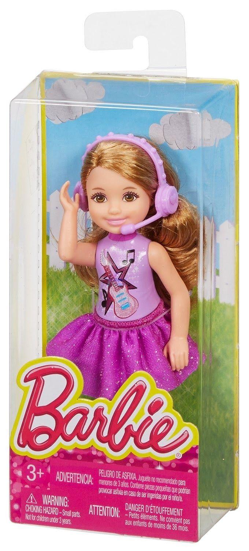 Chelsea Rock Star Doll