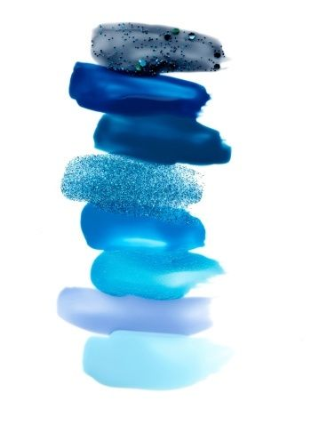 Colors   Blue by adela