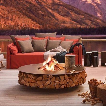 decovry.com + – + Ak47 + design + | + Beeindruckend + Feuer + Gruben #modernfirepit #outdoorfirepitd …   – Olivia Walton