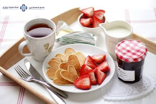 Rekindle the romance in your live and surprise your loved one with breakfast in the bed at Al Diar Capital Hotel. When booking your next stay with us, don't forget to avail our 'Room With Breakfast' offer - http://bit.ly/1Xaruzw