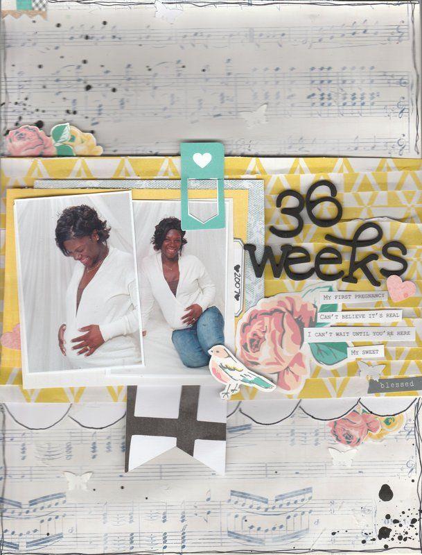 Danielle Rice's Gallery: 36 Weeks