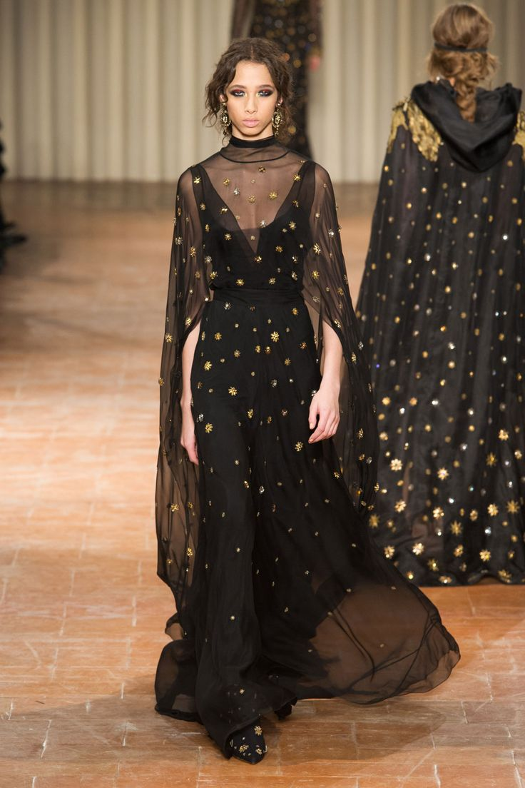 Alberta Ferretti Fall/Winter 2017