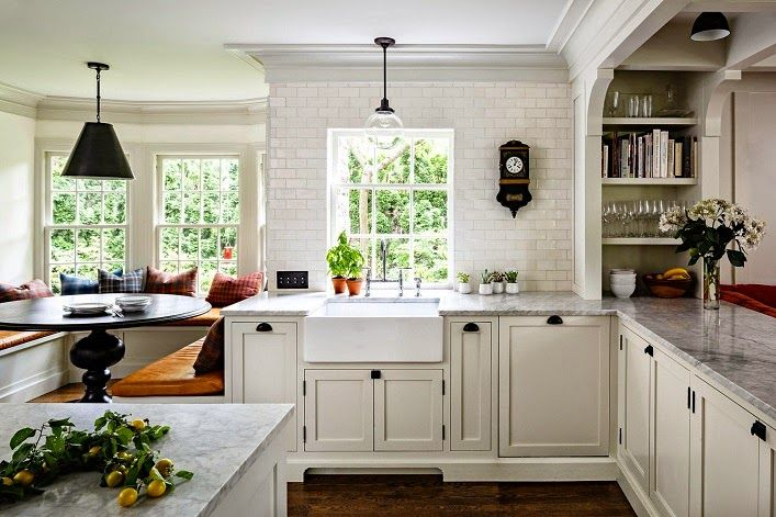 Mix and Chic: Home tour- A charming English Tudor home in Portland!