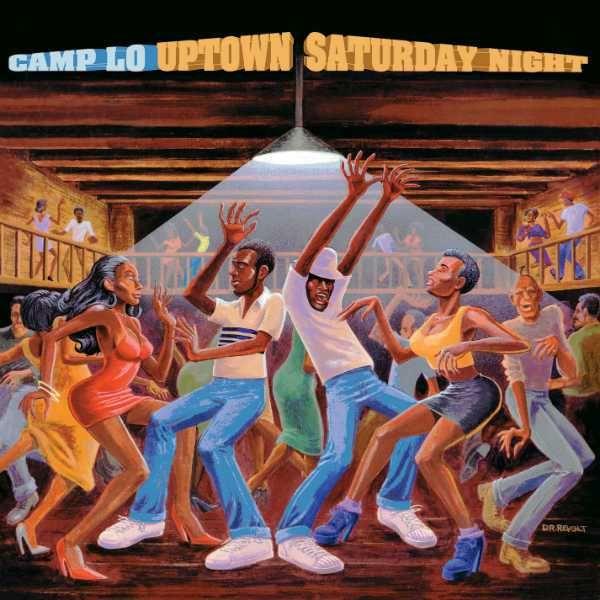 Camp Lo - Uptown Saturday Night [Album Stream]