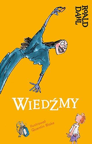 Wiedźmy - Roald Dahl - swiatksiazki.pl