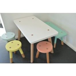 The most beautiful Children's Table and Chairs