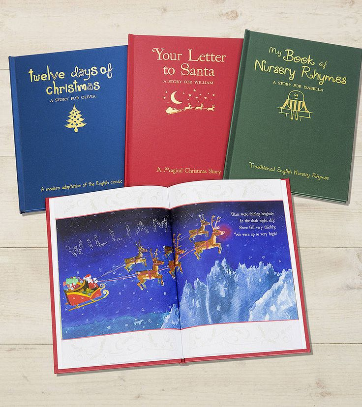Personalised Childrens Gift Book Offer from notonthehighstreet.com