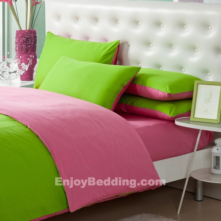 Lime Green Bedding Sets - EnjoyBedding.com