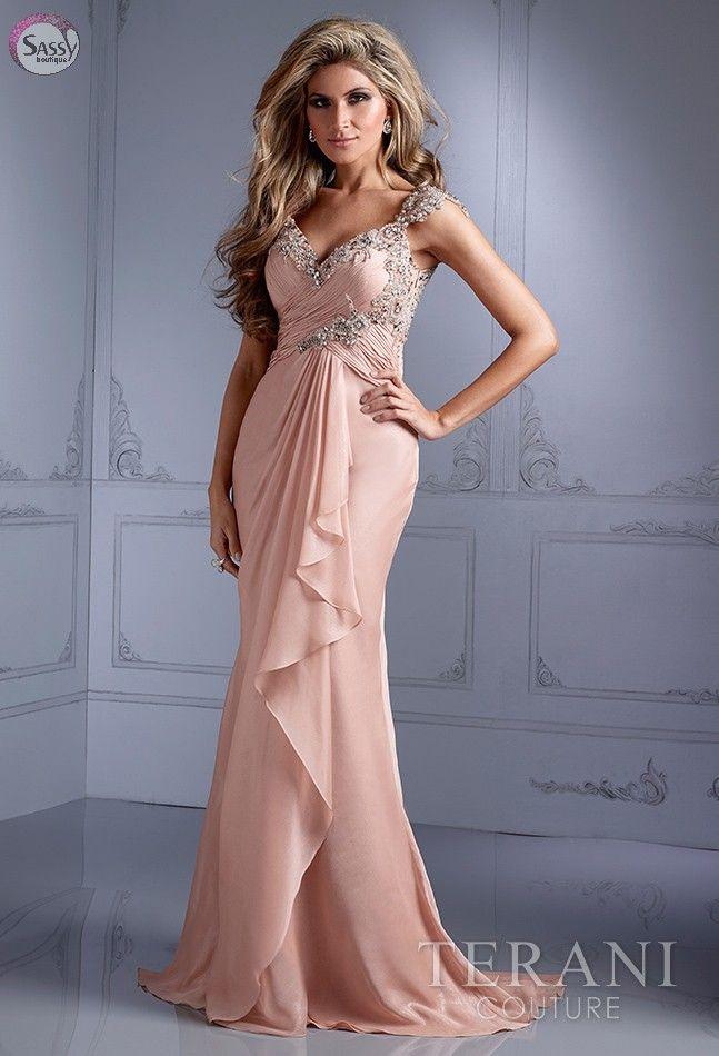 Terani Evening Dress