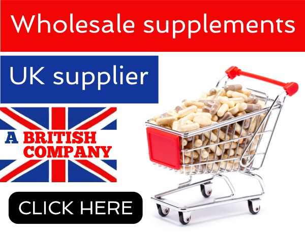 UK SUPPLIER SUPPLEMENTS WHOLESALE: Looking for a supplier of UK-manufactured, high-quality wholesale supplements? Look no further... #wholesalesupplements