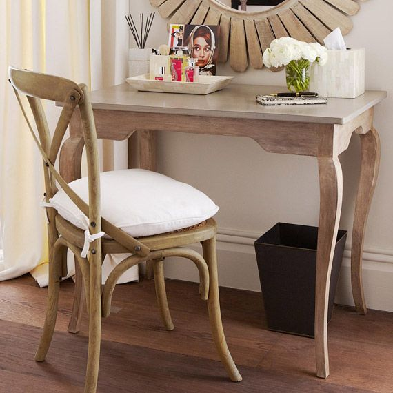 Hampton Wooden Side Table, Cabriole Legs