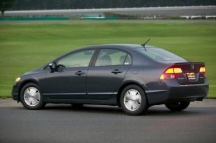 2008 Honda Civic Hybrid - Total Car Score 88.43