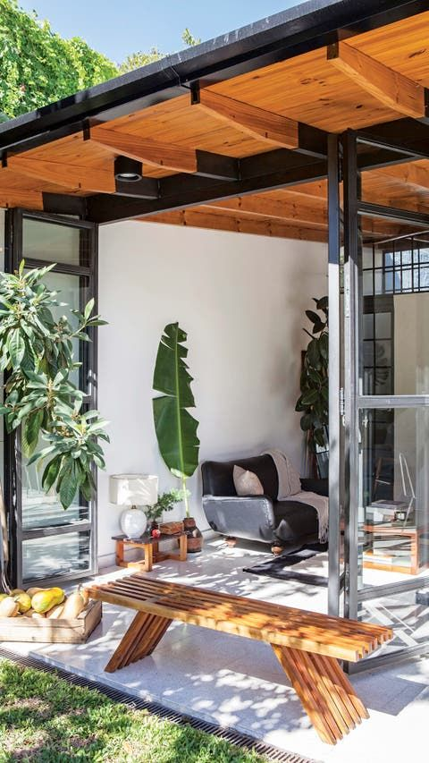 Outdoor Spaces, Outdoor Living, Outdoor Decor, Argentine, Inside Outside, Tropical Landscaping, Facade, Architecture Design, Living Spaces