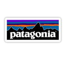 PATAGONIA outdoor climb rock Sticker