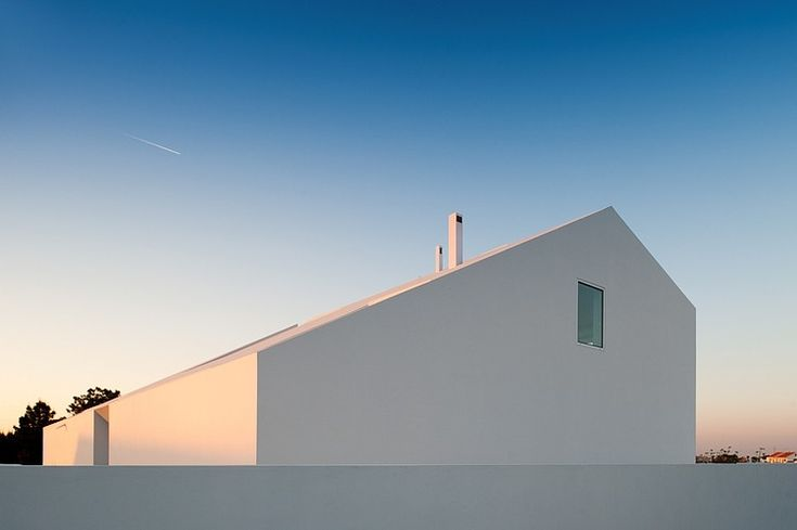 House in Possanco by ARX Arquitectos/Alcácer do Sal, Portugal.