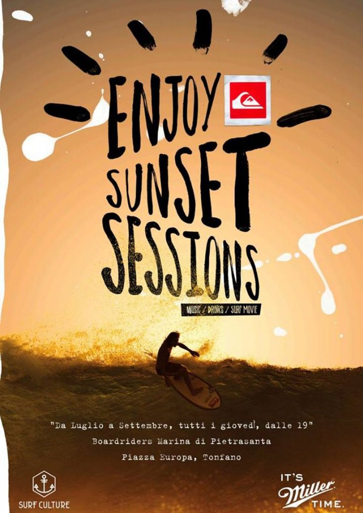 Quiksilver Sunset Sessions 2013 | Surf Culture