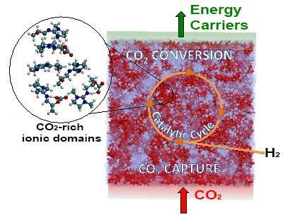 Keeping captured carbon dioxide in liquid makes it more reactive and easier to concentrate - http://phys.org/news/2016-08-captured-carbon-dioxide-liquid-reactive.html#nRlv